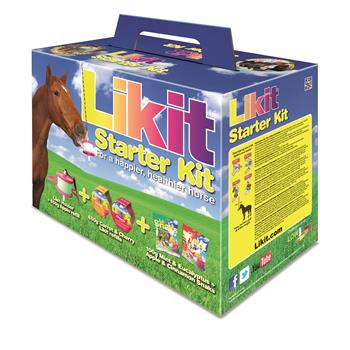 LIKIT Starterpackung 6 Teile (2.150 g)