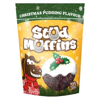 Stud Muffins Weihnachts-Pudding