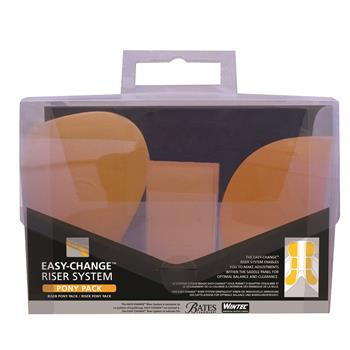 EASY-CHANGE Riser Set, Pony