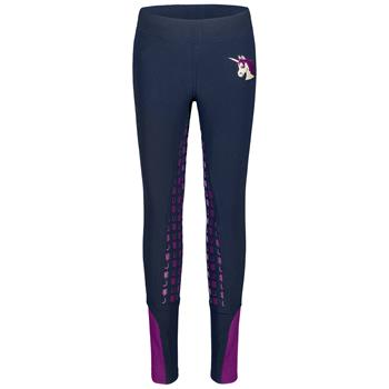 ELT Kinder-Reitleggings Lucky Viola