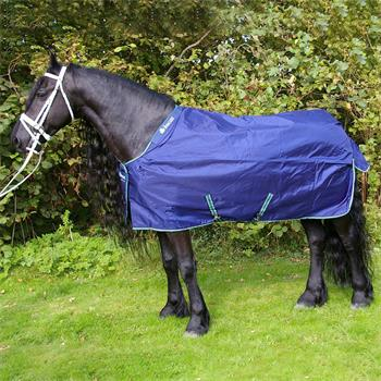 BUCAS Smartex Turnout Rain Big Neck ohne Füllung mit Magnet-Snap-Lock