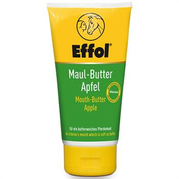 EFFOL Maul-Butter Apfel Tube 30 ml