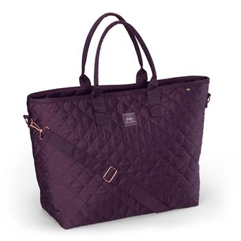 ESKADRON Heritage Shopper Bag Glossy Quilted