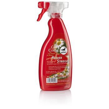 LEOVET Power Striegel Kamille helle Pferde Spray 500 ml