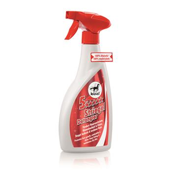 LEOVET 5-Sterne Striegel Spray 550 ml
