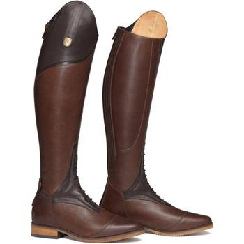 MOUNTAIN HORSE Leder-Reitstiefel Sovereign High Rider braun