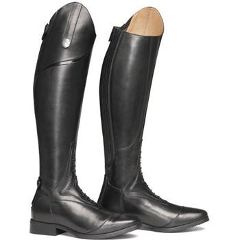 MOUNTAIN HORSE Leder-Reitstiefel Sovereign High Rider schwarz