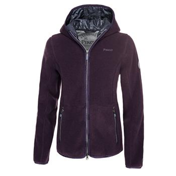 PIKEUR Damen-Outdoor-Fleecejacke Frida
