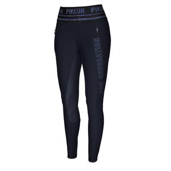 PIKEUR New Generation Damen-Vollbesatzreithose Glenn Grip Athleisure