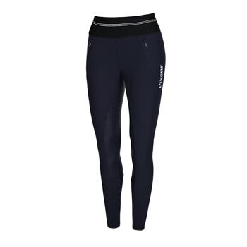 PIKEUR New Generation Damen-Vollbesatzreithose Gia Grip Athleisure Softshell