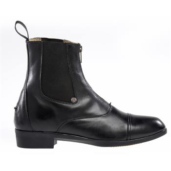 SUEDWIND Jodhpurstiefelette BLACK BOSTON