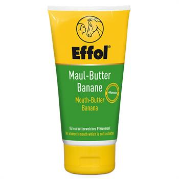 EFFOL Maul-Butter Banane Tube 150 ml