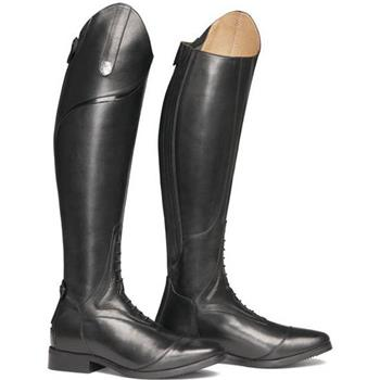MOUNTAIN HORSE Leder-Reitstiefel Sovereign High Rider, schwarz