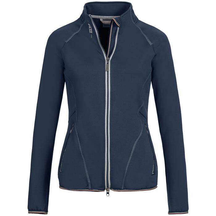 ELT Damen-Powerfleecejacke Vaduz