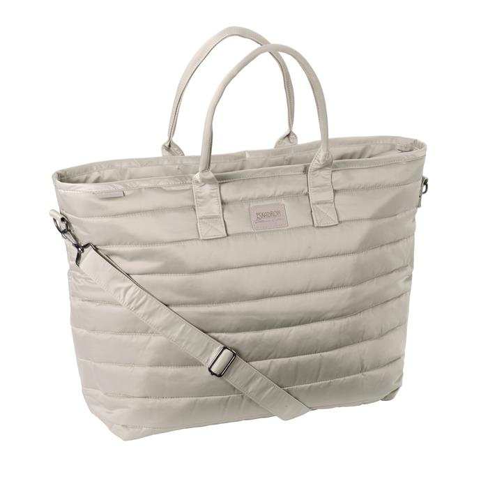 ESKADRON Platinum Shopper Bag Glossy