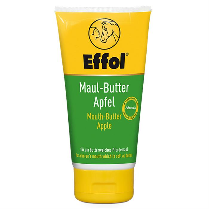 EFFOL Maul-Butter Apfel Tube 150 ml